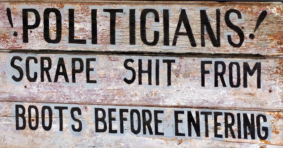 Politics & Politicians